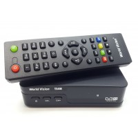 Комплект для самостоятельной установки DVB-T2  World Vision T54M
