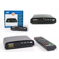 Комплект для самостоятельной установки DVB-T2 Romsat T2050+