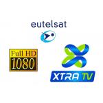 Пакет XTRA TV (до 50 платных каналов) на 1 TV